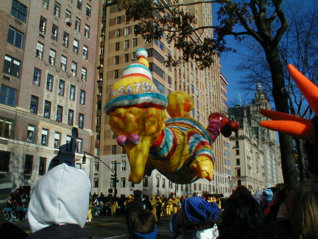 Big Bird Balloon