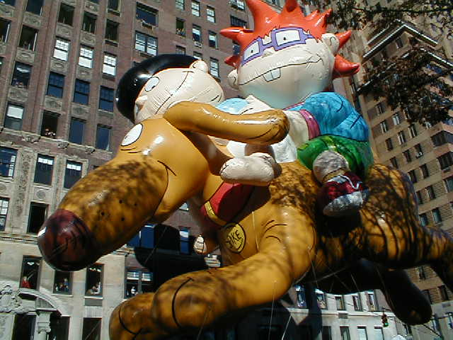 Rugrats Balloon