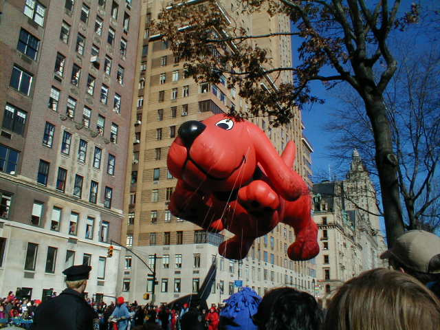 Red Dog Balloon